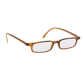 Hilco Readers VR107 Brown Half-Eye Reader Readers